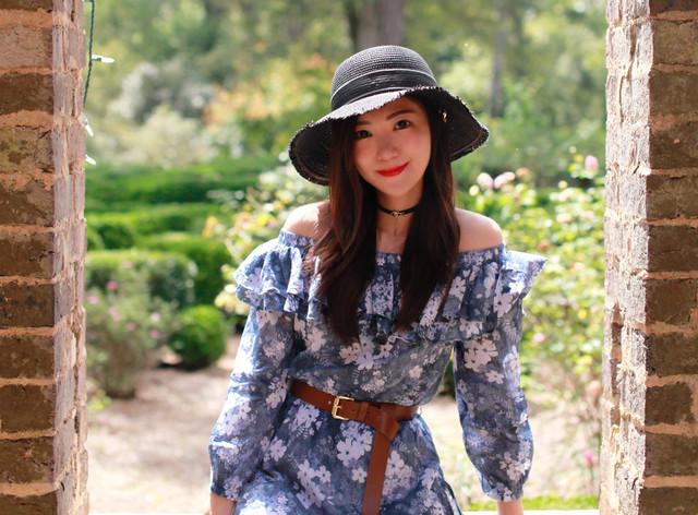Floral Garden Style