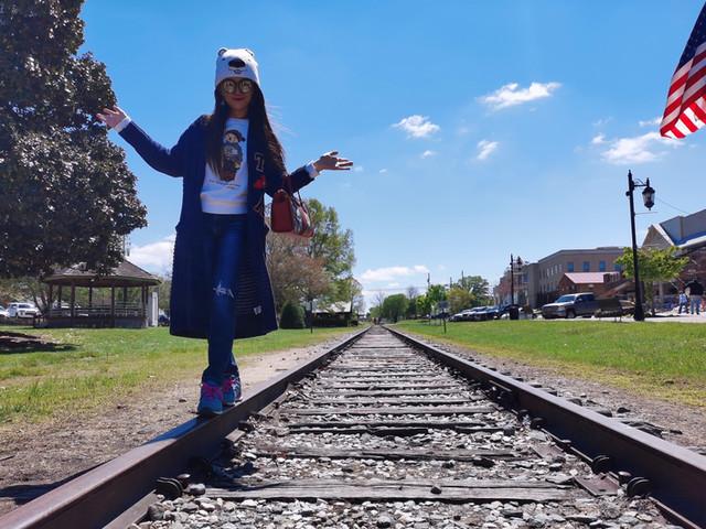 Something You Can't Miss in Georgia - Blue Ridge Scenic Railway