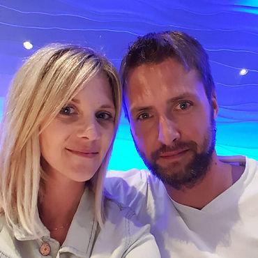 Here we are | Das sind wir| Inga und Jörg - Rallye meets Charity