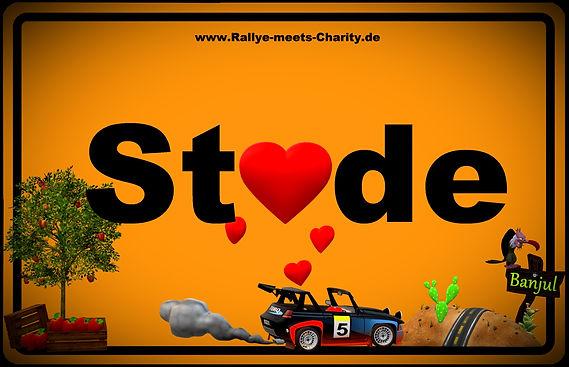 Rallye meets Charity| Wir wollen helfen| Vom Alten Land bis Banjul