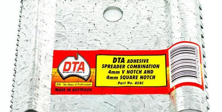 Adhesive spreader