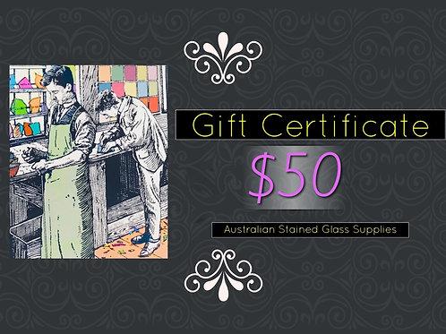 Gift Voucher $50