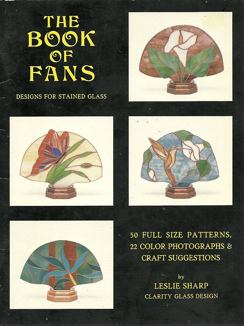 Book of Fans by Leslie Sharp