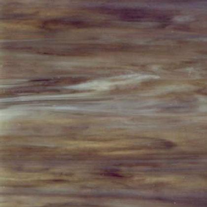 Wissmach Brown & White Wispy 270 x 270mm