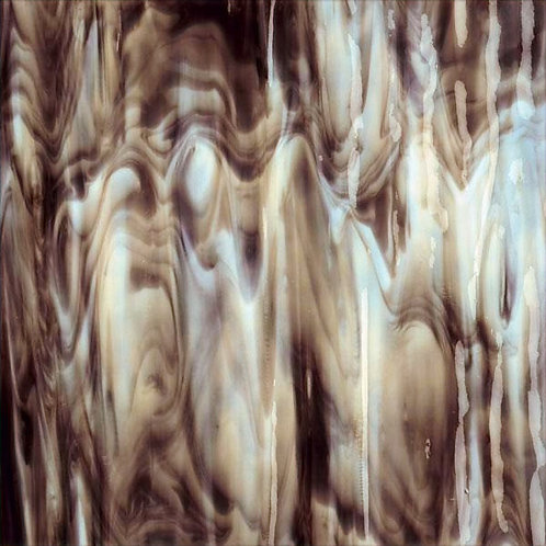 White Opal Dark Brown 300 x 250mm