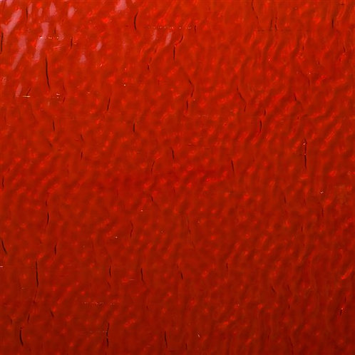 Wissmach Red Ripple 270 x 270mm