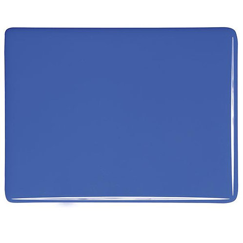 Cobalt Blue Opalescent, Double-rolled, 3 mm, Fusible