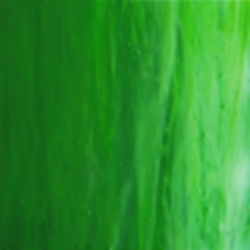 Jade Green White Wispy Opal 260 x 240mm