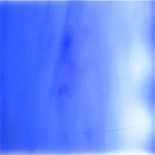 Light Blue/White  Opal 260 x 240mm