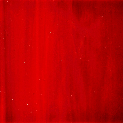 Red/White Translucent  Opal 260 x 240mm