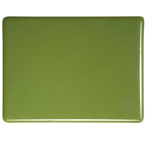 Olive Green Opalescent, Double-rolled, 3 mm, Fusible