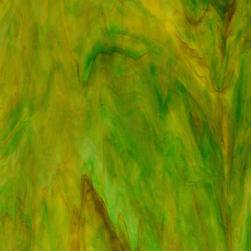 Green Amber White Stipple