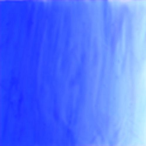 Light Blue/White Wispy Opal 260 x 240mm