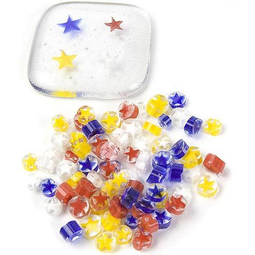 Murrine, Mixed Star Pack