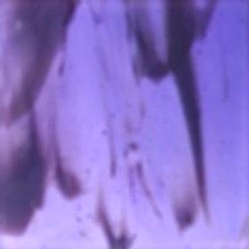 Lavender Bonnet Streaky Opal 260 x 240mm