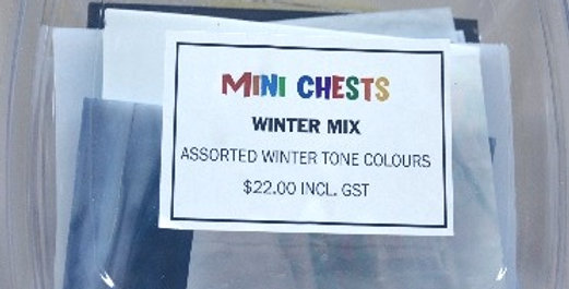 Mini Chests Winter Mix