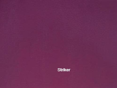Gold Purple Striker 300 x 250mm