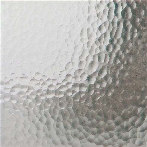 Roughcast Clear Glass 300 x 300mm