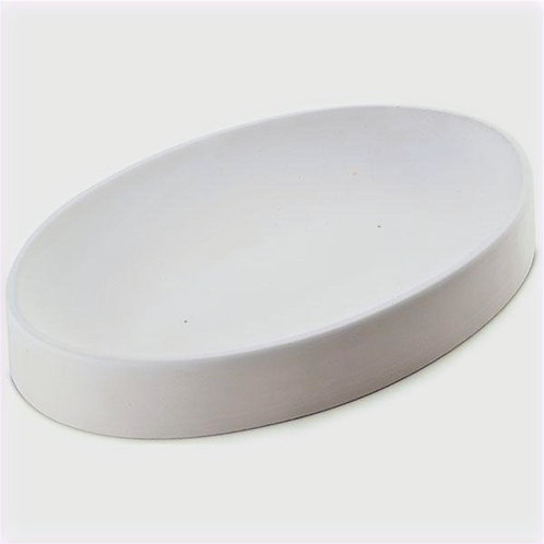 Oval Dish, 11.3 in (29 cm), Slumping Mold