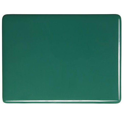 Jade Green Opalescent, Double-rolled, 3 mm, Fusible