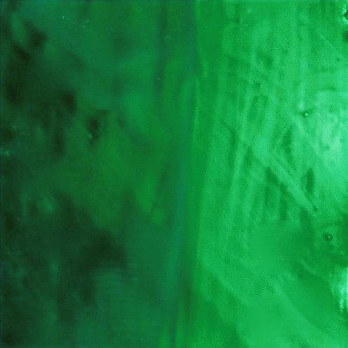 Hunter Green/White Wispy Opal 260 x 240mm