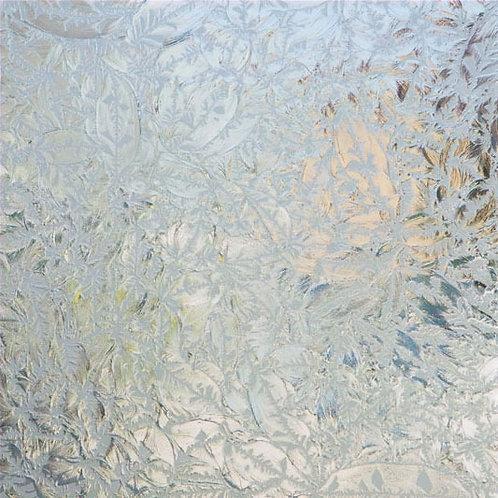 Glue Chip Clear Glass 300 x 300mm