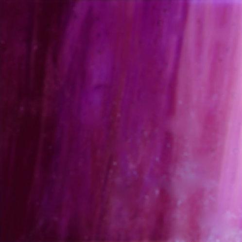 Dark Purple/White Wispy Opal 260 x 240mm