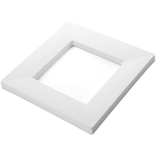 Square Drop Out, 9.5 in (24 cm), Slumping Mold