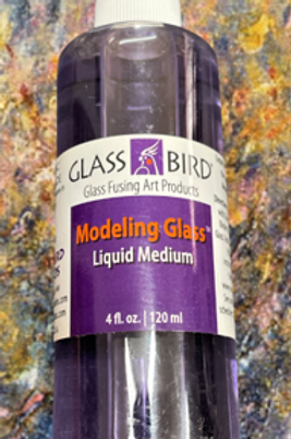 Liquid Medium for Modeling Glass 120mls refill