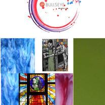 Bullseye Glass range