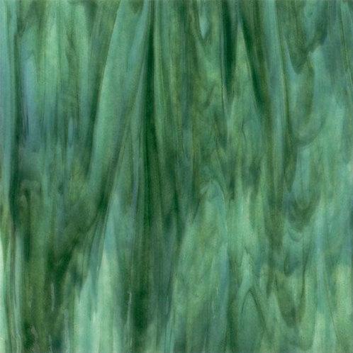 Mint Opal,Deep Forest Green 300 x 250mm