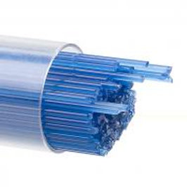 Egyptian Blue Opalescent, Stringer, 1 mm, Fusible, by the Tube