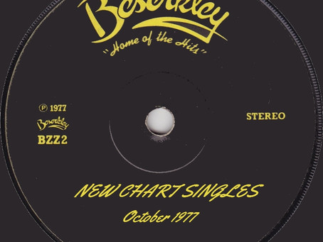 Chart New Entries for October 1977