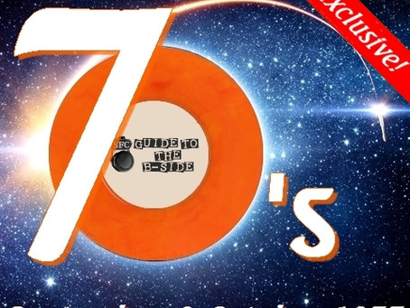 B-Sides September to October 1977