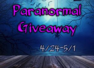 Tantalizing Paranormal Giveaway