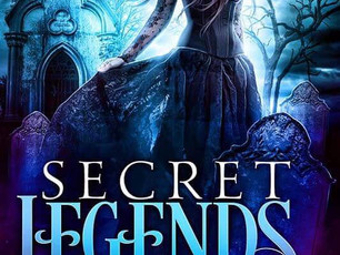 Secret Legends - Now on Kindle Unlimited
