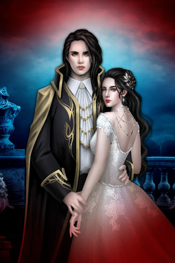 Red As Blood: Prince Dorian and Snow.jpg