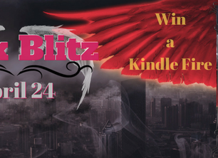 Book Blitz on Captive with Kindle Fire Giveaway