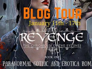 BLOG TOUR -- Revenge