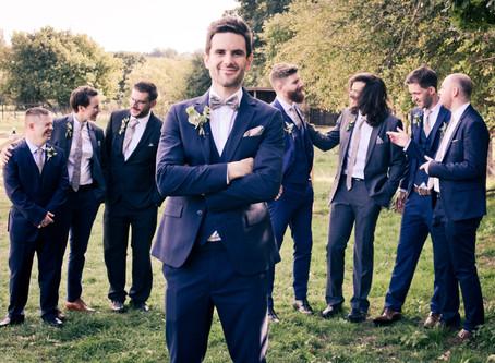 Real Weddings - Wesley's Paisley