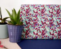 Sarah Liberty tana lawn fabric