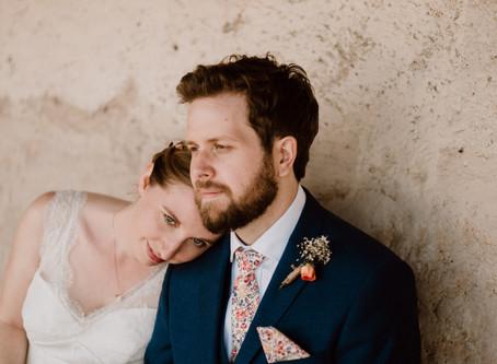 Real Weddings - Jonathan and Emilie