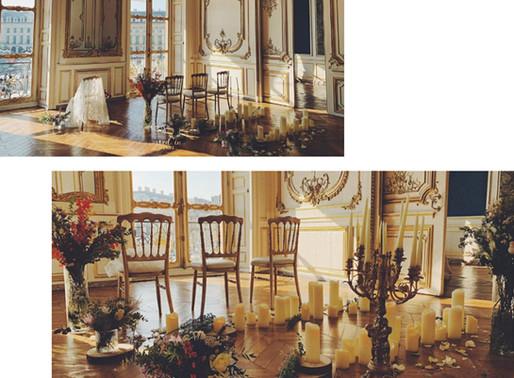 Wed'in Paris | 一场不同寻常的巴黎婚礼拍摄