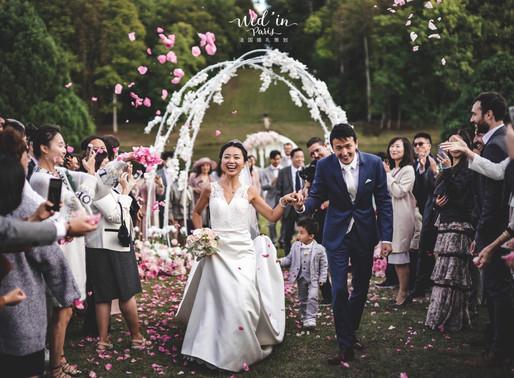 为什么选择在法国举办城堡婚礼?