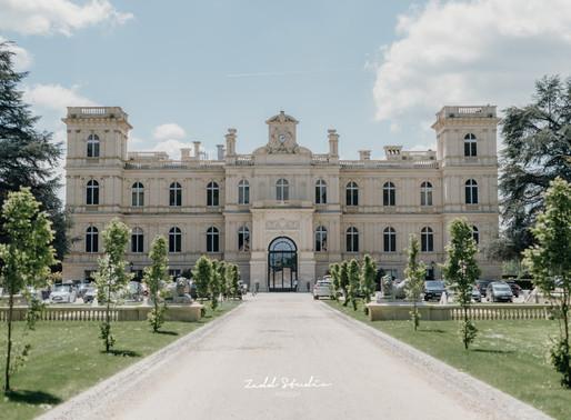 城堡婚礼,一定要住在城堡吗?