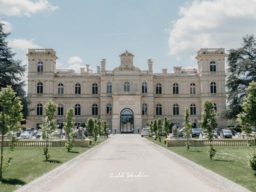 Wed'in Paris | 法国草地城堡系婚礼——极简与自然碰撞出的美