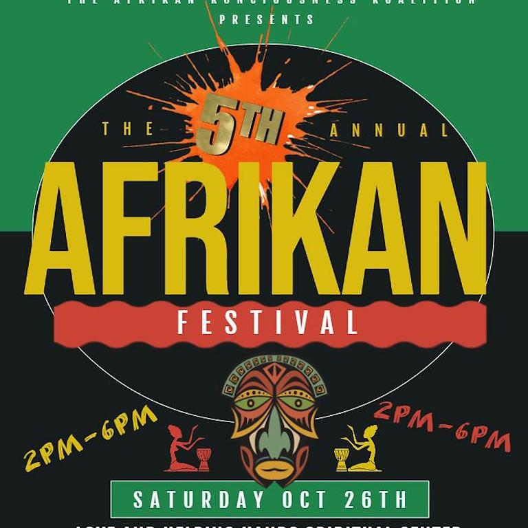 5th Annual A.K.K. Festival