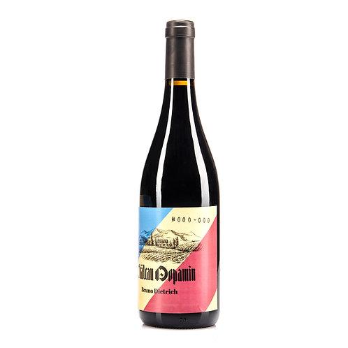 "Weinflasche ""Château Dopamin"" mit Download-Code"