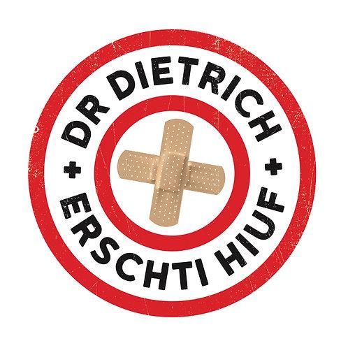 Bruno Dietrich - Erschti Hiuf