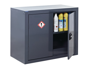 Coshh cabinets and their warranty.